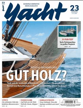 Yacht 23: 31 Сравнение ног - Часть 1 (DE) | Шесть упаковок на любой вкус. Маленькие лодки, большое разнообразие. Класс компактных турниров около 30 футов в большом тесте YACHT. Прямое сравнение характеристик парусников, управляемости, буровых установок и компоновки палуб. | Hanse