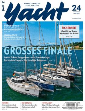 Yacht 24: Сравнение 31 ноги - Гранд Финал (DE) | Маленькие яхты, много возможностей.  Универсальный класс компактных турниров около 30 футов в большом групповом тесте YACHT. Кто выигрывает в категориях комфорта, качества и интерьера? | Hanse