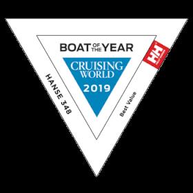 Hanse 348 - Boat of the Year (Cruising World) 2019 | BEST VALUE | Hanse