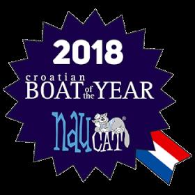 Hanse 348 - Croatian Boat of the Year 2018 | Winner - Sailboats up to 40 feet | Hanse