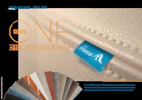 HANSE MATERIALES Y COLORES | No encontrará ningún yate de producción más personalizable que un Hanse. Gracias a la amplia gama de tapicerías, muebles de madera y alfombras, ofrecemos miles de arreglos de mobiliario individuales. Una elección tan amplia es única en el mercado. | Hanse
