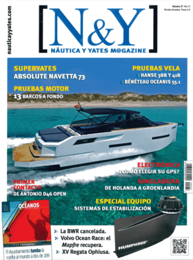 Hanse 388 Test Review Náutica y Yates M@GAZINE Número 37 / June 2018 (ES) | The Hanse 388, which as we have said, arrives to replace the Hanse 385, has an identical configuration to its bigger brother in the range but in a smaller length, exactly one metre less. | Hanse