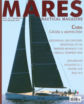 Hanse 418 Review Mares Nautical Magazine Enero/Febrero 2018 (ES) | Hanse 418 Updating a great design. The new Hanse 418 exudes an unmistakable and strong personality that can make every day spent on board a real pleasure. | Hanse