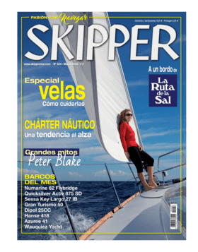 Hanse 418 Test review Skipper No 424 Marzo 2018 (ES) | Spacious and efficient. The German shipyard Hanse Yachts once again reinterprets what a modern offshore family cruiser should look like, with a particularly spacious and comfortable proposal. | Hanse