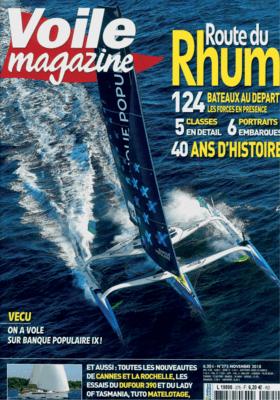 Voile magazine Novembre 2018: Hanse 458 et Hanse 508 (FR) | Как и ожидалось, новые модели Hanse были выставлены в Каннах, но, как и ожидалось, их было мало по сравнению с моделями Hanse 455 и 505, выпущенными в 2015 и 2014 годах соответственно. Новые цвета интерьера, новое оборудование на 458... Хорошая новость заключается в том, что эти большие винтажные модели Hanse 2018 года все еще являются хорошими крейсерскими лодками. | Hanse