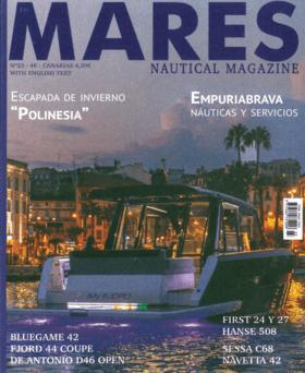 Mares Nautical Magazine N°23 - 2019: Hanse 508 Test İncelemesi (ES) | Hanse 508, geniş kokpiti, yüksek fribord ve kendi kendine yapışan cenovanın yanında bir flok veya ormanlık için ikinci bir orman alanıyla, yüksek irtifa ve uzun mesafe navigasyon için gerçek bir cırt cırt olduğunu hemen ortaya koyuyor ve bu taahhüdü sürdürüyor. büyük hacimli gemilerin tipik konforu. | Hanse