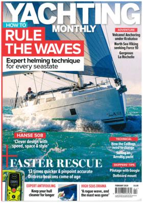 Yachting Monthly - Feb 2020: Hanse 508 bildiri (DE) | Hanse´nin yeni 508'i, rakibini bu kritik boyut aralığında güncel hale getiriyor. Hardalı kesip kesmediğini görmek için suya çıkıyoruz. | Hanse