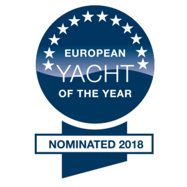 Hanse 548 European Yacht of the Year 2018 | Category Family Cruiser - nominated | Hanse