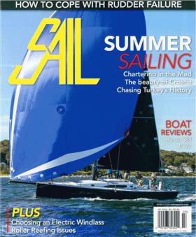 SAIL Magazine March 2018: Hanse 588 Boat Review (EN) | Un crucero grande y rápido que puede hacer suyo. Este nuevo crucero de tamaño completo de Hanse sustituye al exitoso Hanse 575, e incluye actualizaciones y mejoras desarrolladas con la ayuda de las aportaciones de los propietarios activos. | Hanse