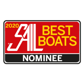 Hanse 675 Best Boats (Sail Magazine) 2020 | nominee | Hanse