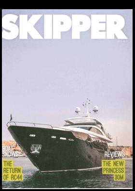 SKIPPER 05/2016: Hanse 675 Testbericht (EN) | Die erste Hanse 675, das größte jemals von Hanse Yachts gebaute Schiff, geht zu Wasser. Es ist soweit: Die Hanse 675 geht zu Wasser. Die Schwimmer sind aufgeriggt und das neue Flaggschiff der HanseYachts AG liegt segelfertig im Hafen von Greifswald, Deutschland. | Hanse