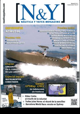 Nautica y Yates Numero 30: Hanse 675 Bericht (ES) | Das neue Flaggschiff von Hanse Yachts weckte auf der letzten Düsseldorfer Bootsmesse, wo es vorgestellt wurde, Erwartungen. Mit einer Länge von 21,10 Metern, einer Breite von fast sechs Metern und einem Mast von fast 32 Metern wird die Hanse 675 das längste Schiff der deutschen Werft. | Hanse
