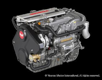 Engine (Diesel, approx. 57 hp) - saildrive, 2-blade fixed propeller