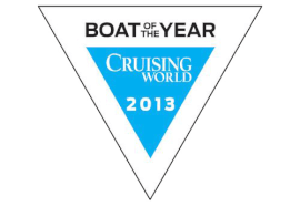 Boat of the Year Crusing World 2013 | Moody Aft Cockpit 41 | Moody