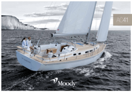 Brochure | Moody Aft Cockpit 41 | Moody