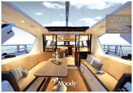 Moody材料和色板 | Moody