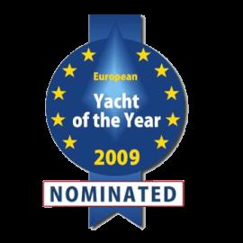 European Yacht of the Year 2009 | Moody Decksaloon 45 | Moody