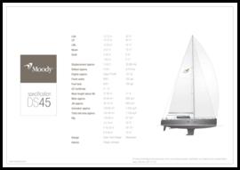Moody Decksaloon 45 Özellik ve Ölçüler | Moody