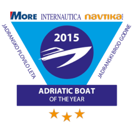 Adriatic Boat of the Year - 1st PLACE | Moody Decksaloon 54 | Moody