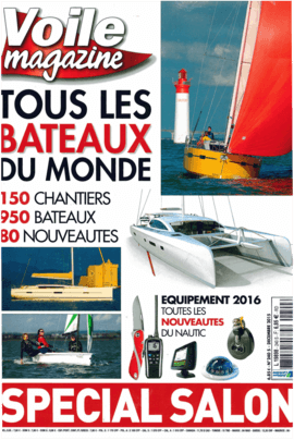 Moody Range: Feature - Voile magazine 12/2015 | Le luxe à l'heure allemande | Moody