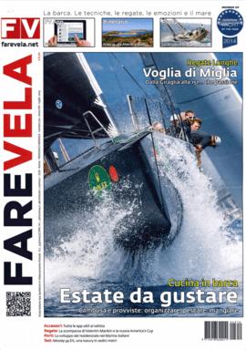Moody Decksaloon 54: FAREVELA luglio 2014 | Un luxury cruiser dedicato a chi ama vivere l'esperienza del blue water cruising mediterraneo con semplicità e classe. | Moody