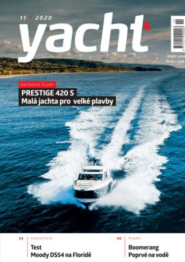 Moody Deck Saloon 54: Yacht (CZ) 11/20 | MOODY DS54 NA FLORIDĚ - Vítejte v business třídě - Značka Moody, která dnes patří do skupiny Hanse Group, se na našem trhu neobjevuje příliš často. A nesetkáte se s ní často ani na moři. Důvodů existuje mnoho. A nikoliv negativních. | Moody
