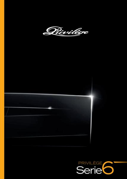 Privilège Serie 640 | 手册 | Privilège