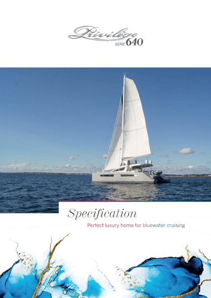 Privilège Serie 640 | Standard Specification | Privilège