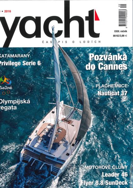 Yacht 2016 | 4月中旬,两艘新的Privilège双体船发布--Serie 6和7。它们来自Privilège Marine船厂,该船厂在法国Les Sables d'Olonne的原址已经有20年了。 | Privilège