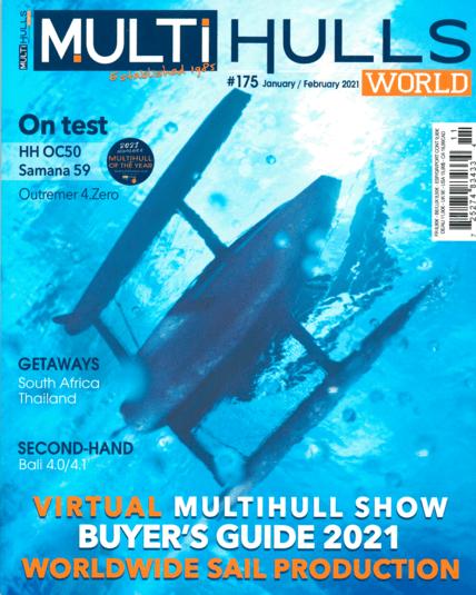 多船体世界 N°175 2021年1月 | 该模型自2016年首次推出以来,一直销售良好。事实上,这是一艘半新的船,因为甲板的模具仍然是Privilège 615的模具。另一方面,船体--仍然由Marc Lombard签名--是新的。 | Privilège