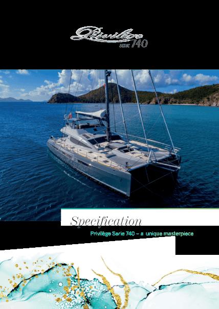 Privilège Serie 740 | Standard Specification | Privilège