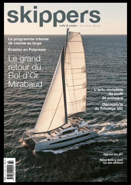 Privilège Signature 580 - Skippers N°80 FR | Privilège 580 Signature Une véritable métamorphose | Privilège