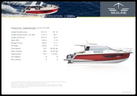 Sealine C330v