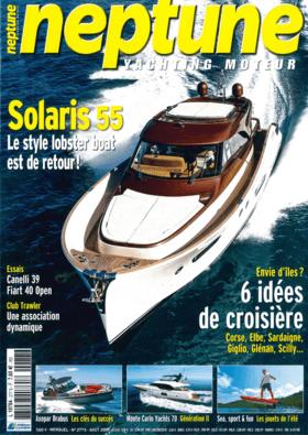 Sealine C330v Review neptune N° 277 - Août 2019