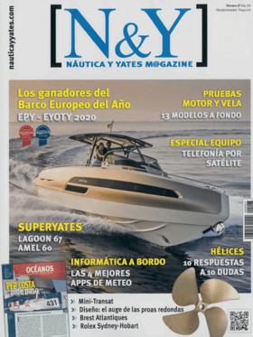 Sealine C330v review N&Y No.47 2019