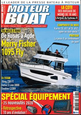 Sealine S330v Review Moteur Boat - Février 2020