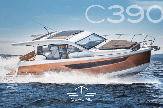 Sealine C390 Brochure | Sealine