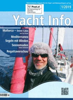 Sealine C390: Bericht - Yacht Info 1/2019 • März 2019