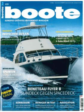 Sealine C390: Messevorschau - boote 2/2019