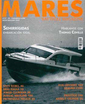 Sealine C390: Review - MARES Juni No.27 2019