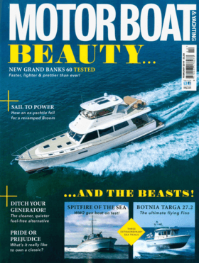 Sealine C390: Review - Motorboat & Yachting February 2019