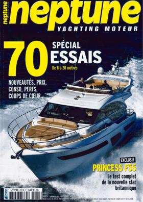 Sealine C390: Examen - neptune N° 274 Mai 2019