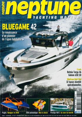 Sealine C390: Examen - neptune Yachting Moteur N° 271 Février 2019