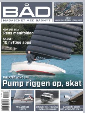 Sealine C390: Test Review - Bådmagasinet September 2019