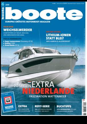 Sealine C390: Testbericht - boote 6/2019 Test 1541