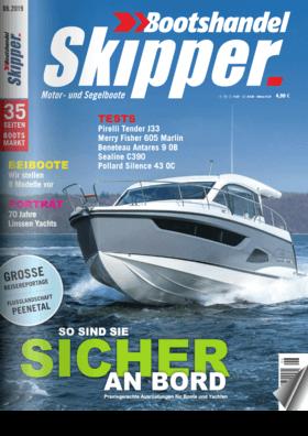 Sealine C390: Testbericht - Bootshandel Skipper 06.2019