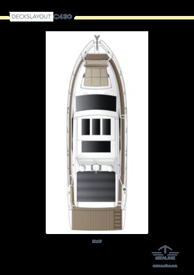Sealine C430 Layout - all