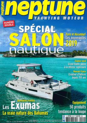 Sealine C430: Examen du test - neptune Yachting Moteur Décembre 2018/Janvier 2019