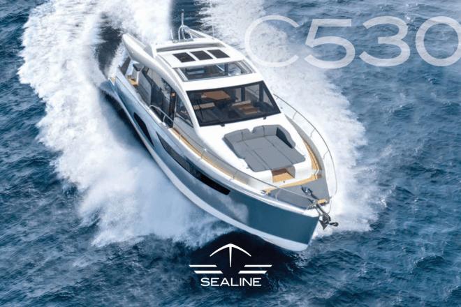 Sealine C530 brochure | Sealine