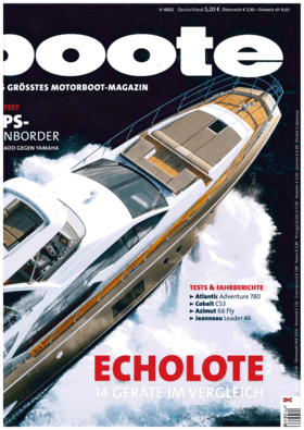 Sealine C530: Düsseldorf-Premieren - Boote 02/2017 | Feel free: Große Glasflächen schaffen ein beeindruckendes Raumgefühl. | Sealine